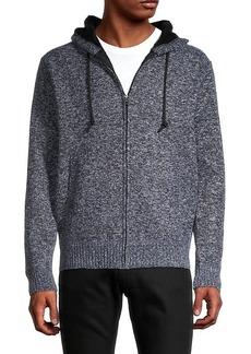 Buffalo Jeans Faux Fur-Lined Hooded Jacket