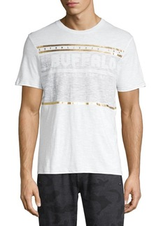Buffalo Jeans Graphic Cotton Tee