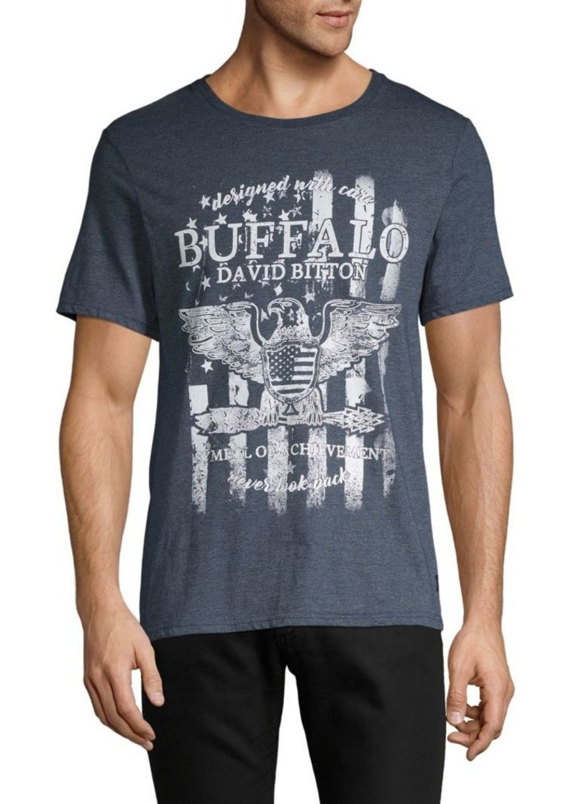 Buffalo Jeans Graphic Logo Tee