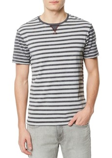 Buffalo Jeans Kaneon Striped Cotton Tee