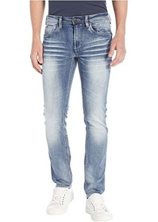 Buffalo Jeans Max X Super Skinny in Whiskered/Sandblasted