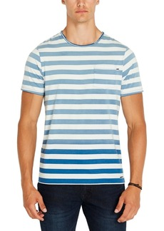Buffalo Jeans Men's Kabulk Striped T-shirt