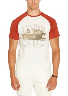 Buffalo Jeans Men's Taglide Car T-shirt