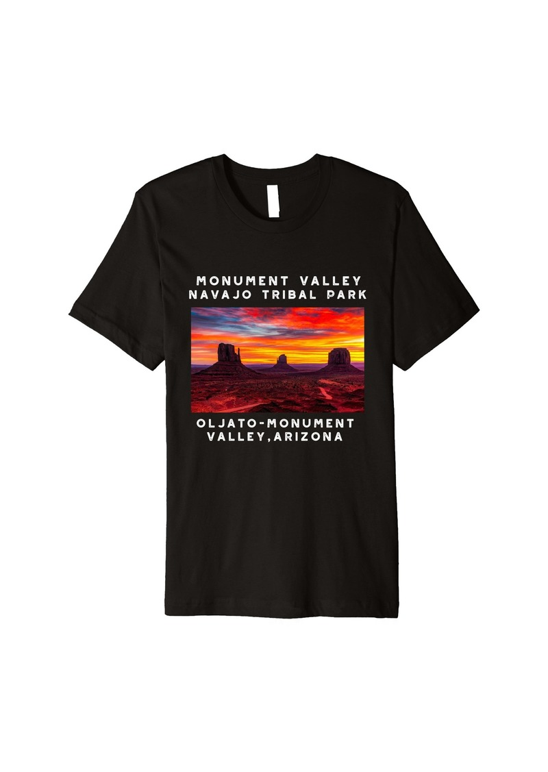 Buffalo Jeans Monument Valley Navajo Tribal Park T-Shirt