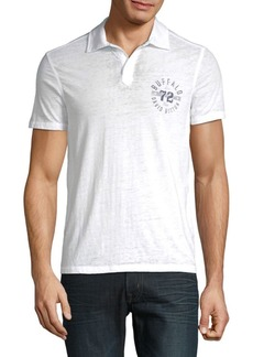 Buffalo Jeans Naamy Short-Sleeve Polo