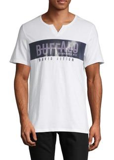 Buffalo Jeans Nadzim Logo Cotton Tee