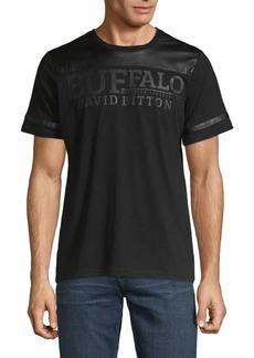 Buffalo Jeans Naeco Logo Short-Sleeve Tee