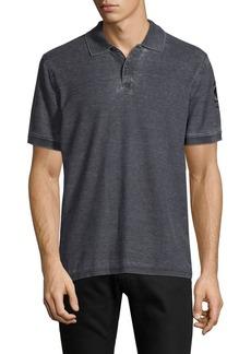 Buffalo Jeans Naleb Short-Sleeve Polo