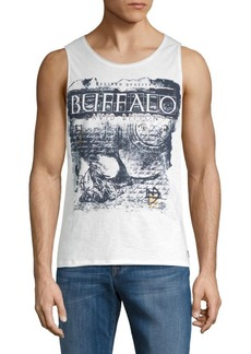 Buffalo Jeans Nedvard Graphic Cotton Tank Top