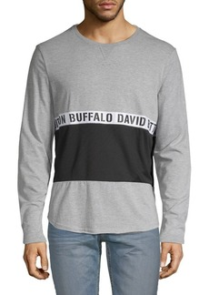Buffalo Jeans Nirvi Colorblock Logo Tee