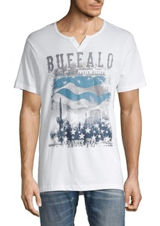 Buffalo Jeans Noach Western Graphic T-Shirt