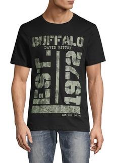 Buffalo Jeans Noall Logo Cotton T-Shirt