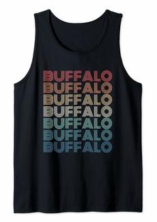 Buffalo Jeans Retro Buffalo New York Tank Top
