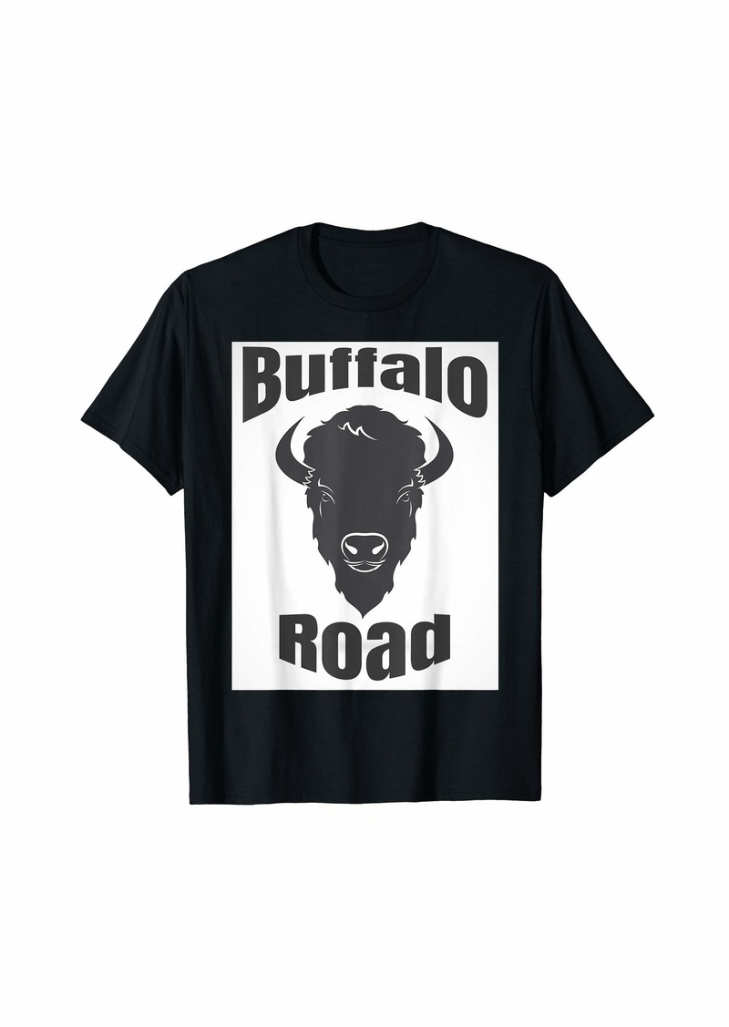 Buffalo Jeans Road to the Buffalo available in 5 colors T-Shirt