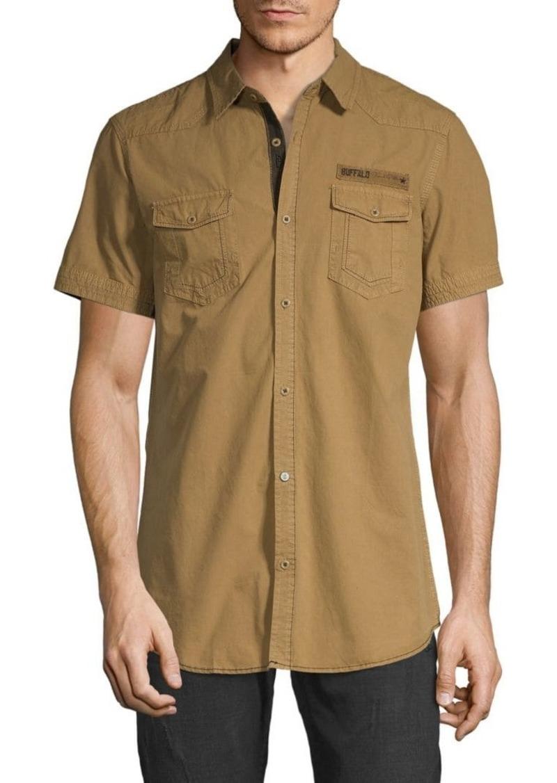 Buffalo Jeans Saagar Button-Down Shirt