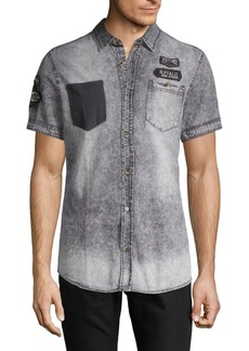 Buffalo Jeans Sabbath Button-Down Shirt
