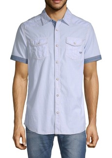 Buffalo Jeans Sadao Short-Sleeve Shirt