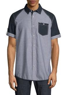 Buffalo Jeans Sadori Short-Sleeve Shirt