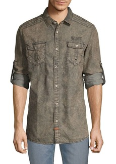 Buffalo Jeans Saelori Denim Shirt