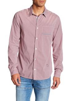 Buffalo Jeans Savans Slim Fit Stripe Shirt