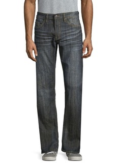 Buffalo Jeans Six-X Basic Straight Jeans