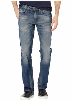 Buffalo Jeans Six-X Straight Leg Jeans in Indigo