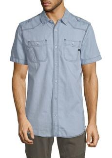 Buffalo Jeans Solbert Short-Sleeve Shirt