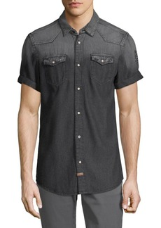 Buffalo Jeans Sorwood Denim Button-Down Shirt