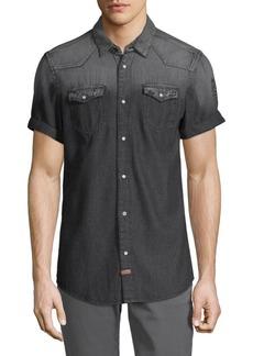 Buffalo Jeans Sorwood Denim Button-Down Shirt