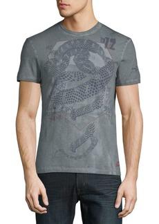 Buffalo Jeans Tahart Graphic Cotton Tee