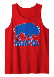 Buffalo Jeans Vintage Buffalo New York NY Football Fan Gift Tank Top