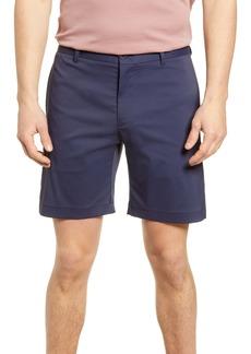 Bugatchi Flat Front Shorts