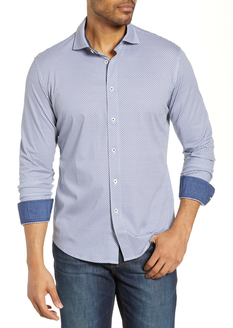 Bugatchi Knit Shirt