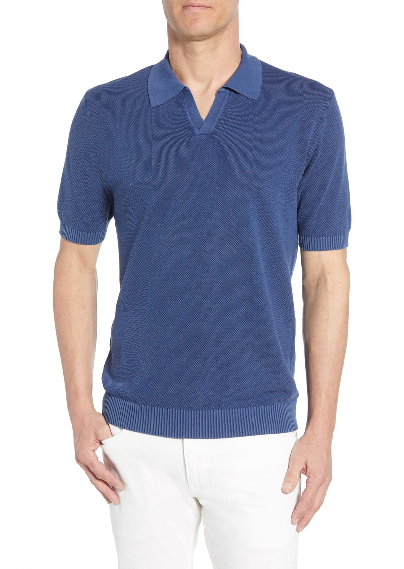 Bugatchi Neppy Johnny Collar Polo