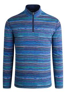 Bugatchi Quarter Zip Pullover