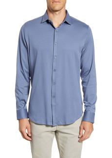 Bugatchi Regular Fit Button-Up Shirt