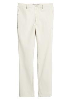 Bugatchi Slim Fit Straight Leg Stretch Pants