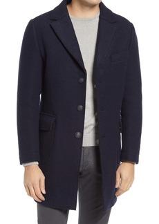 Bugatchi Solid Overcoat