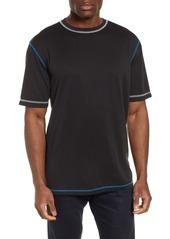 Bugatchi Contrast Stitch T-Shirt