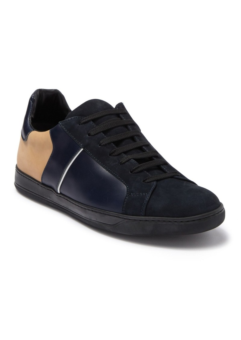 Bugatchi Monterosso Leather Sneaker