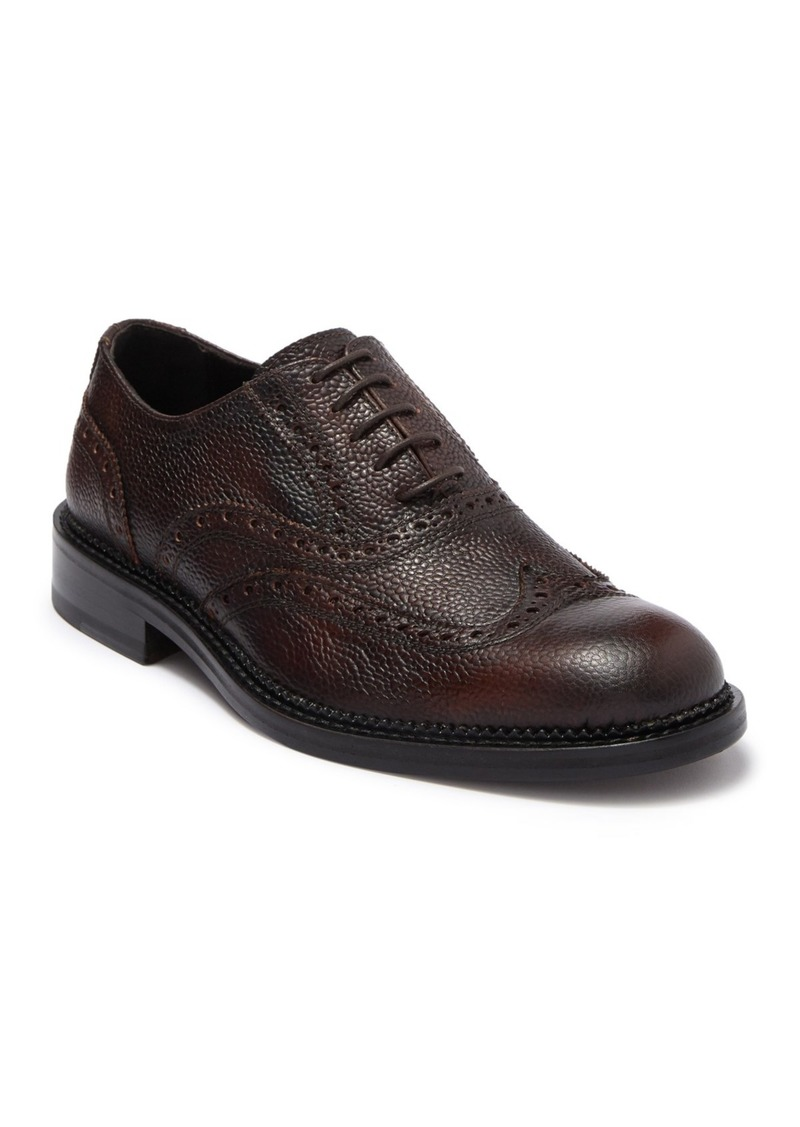 Bugatchi Novara Leather Oxford