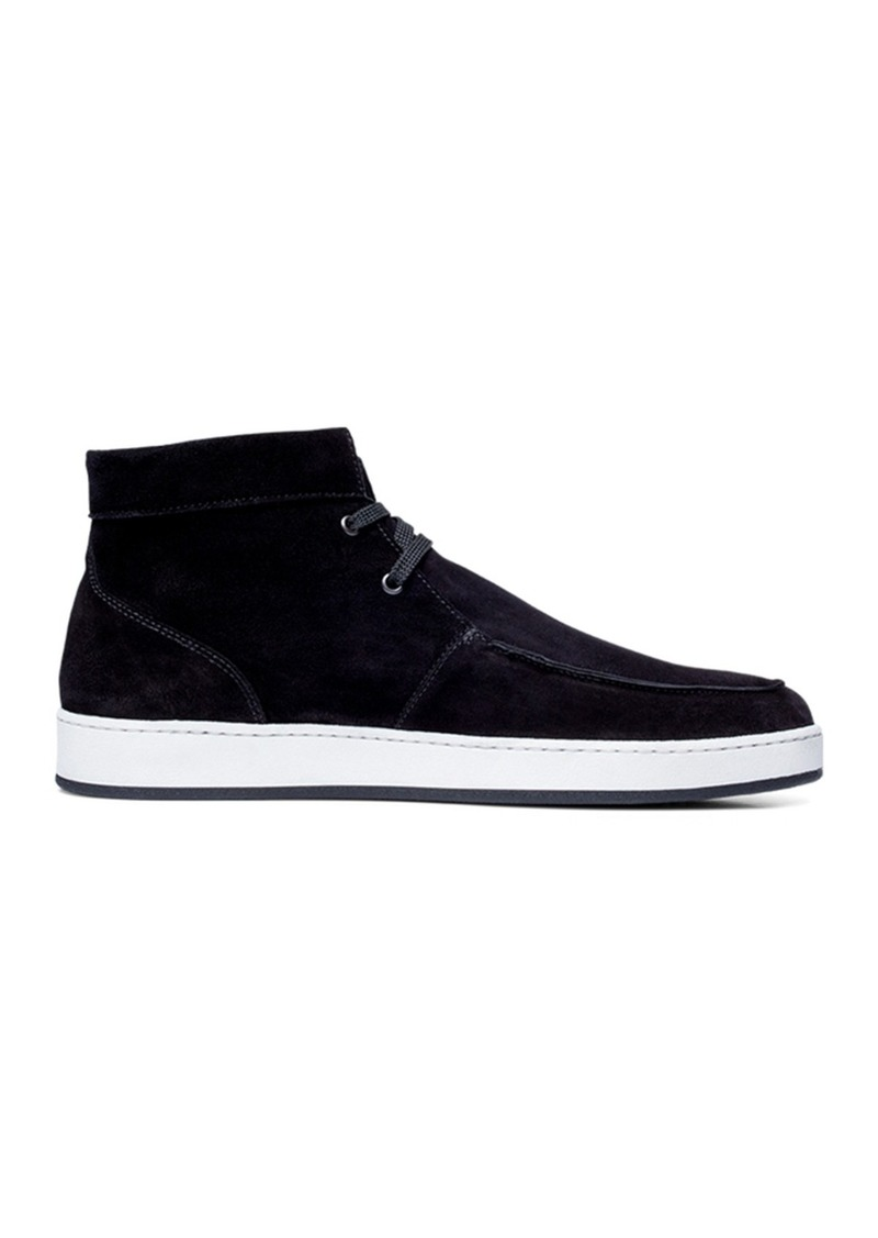 Bugatchi Portofino Suede Sneaker