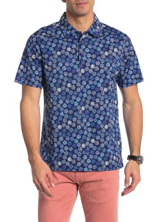 Bugatchi Printed Classic Fit Shirt