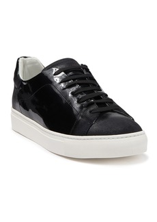 Bugatchi South Beach Leather Sneaker