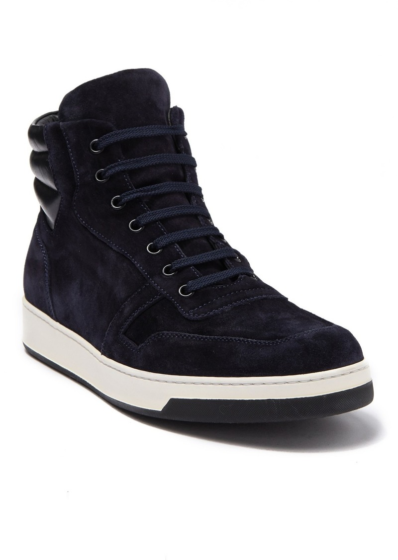 Bugatchi Volterra High Top Sneaker