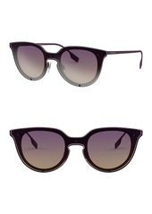 Burberry 139mm Phantos Sunglasses