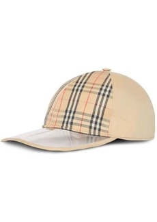 Burberry 1983 Check Baseball Cap