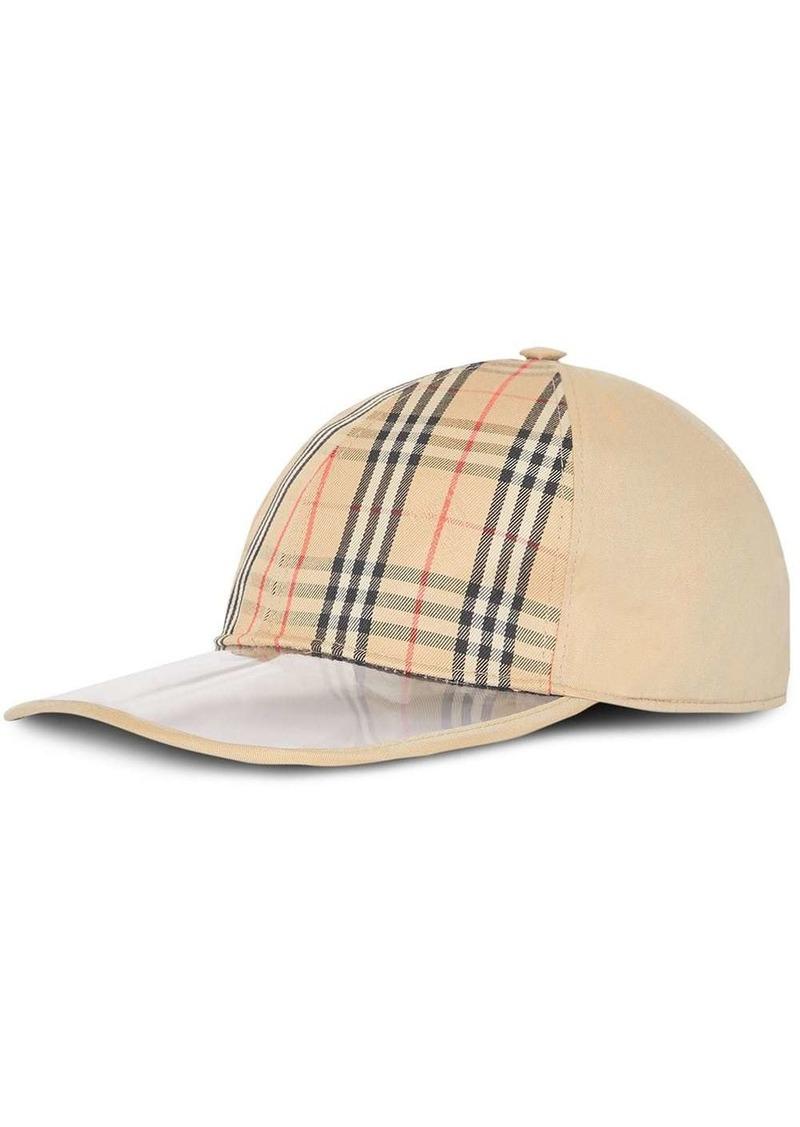 Burberry 1983 Check Baseball Cap