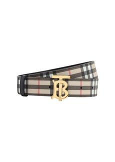 Burberry 3.5cm Tb Vintage Check Belt