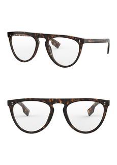 Burberry 54mm Pilot Glasses